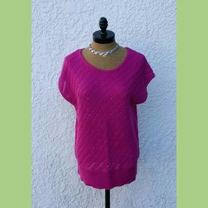 Covington Short Sleeve Sweater